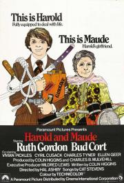 Harold & Maude - as part of the BEFORE I DIE ABQ fest! poster