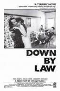 Down By Law - double featured with Stranger Than Paradise poster