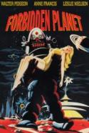 Forbidden Planet - double featured with THIS ISLAND EARTH poster