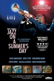 Jazz On A Summer's Day - available now for our safe at-home virtual cinema viewing that'll partially support us too ! poster