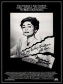 Mommie Dearest - A Mother's Day Weekend Joan Crawford Special! poster