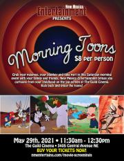 Morning Toons with New Mexico Entertainment Magazine!! poster