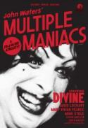 Multiple Maniacs - John Waters restored, re-released 1970 classic!! poster