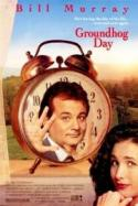 Groundhog Day - double featured with Groundhog Day poster