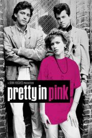Pretty In Pink - as part of the Brat Pack America: A Love Letter to 80s Teen Movies book tour! poster