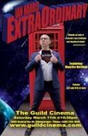 Comedian Ian Harris Live - The EXTRAORDINARY Tour!! poster
