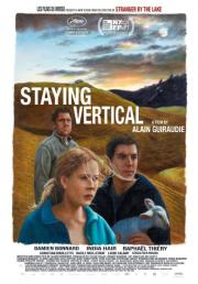 Staying Vertical poster