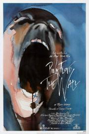 Pink Floyd's THE WALL poster