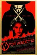 V for Vendetta - double featured with 1984 poster