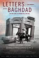 Letters from Bagdad poster