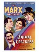 Animal Crackers - THE MARX BROTHERS! poster