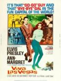 Viva Las Vegas - double featured with Jailhouse Rock! poster