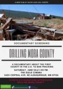 Drilling Mora County - ENCORE SCREENING! poster