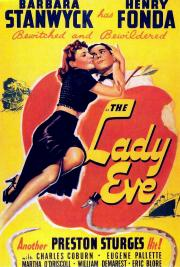The Lady Eve - LAST DAY! poster