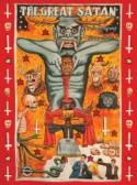 EIT LIVE!  The Great Satan! poster