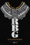 RBG - the Ruth Bader Ginsburg documentary!  - ENCORES! poster