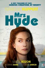 Mrs. Hyde poster