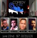 Comedy night returns to the Guild Cinema!  poster