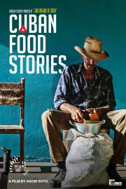Cuban Food Stories poster