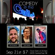 LIVE STAND UP COMEDY! poster