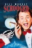 Scrooged - the 1988 Bill Murray Classic! poster