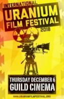 The 2018 International Uranium Film Festival poster