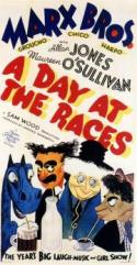 A Day At The Races - A HAPPY NEW YEARS MARX BROS.  DOUBLE FEATURE! poster