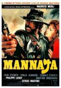 MANNAJA:  A MAN CALLED BLADE - one of the last great Spaghetti Westerns !! poster