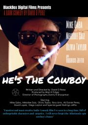 He's The Cowboy poster