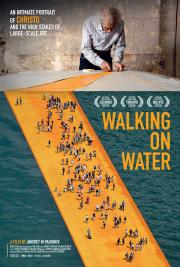 Walking On Water:  Christo - LAST DAY! poster