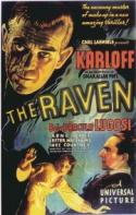 The Raven - as part of our BELA LUGOSI vs. BORIS KARLOFF Halloween double feature! poster