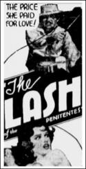 Lash of The Penitentes poster