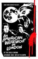 An American Werewolf in London - the 1981 John Landis classic! poster