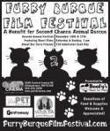 Furry Burque Film Festival - 2nd ANNUAL!! poster
