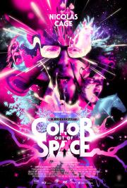 Color Out Of Space - ENCORES of H.P. Lovecraft's Cosmic Horror Tale! poster