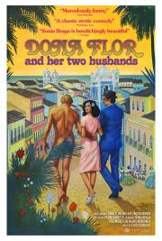 Dona Flor and Her Two Husbands - available now for home viewing! poster