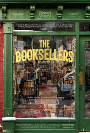 The Booksellers - now available on our home viewing options! poster
