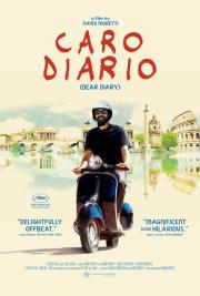 Caro Diario - available now in our at-home 'virtual cinema' safe viewing! poster