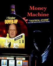 Money Machine - available now for our safe at-home virtual cinema viewing that'll partially support us too !  poster