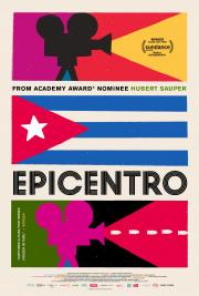 Epicentro - available now for our safe at-home virtual cinema viewing that'll partially support us too !  poster