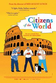 Citizens of the World - available now for our safe at-home virtual cinema viewing that'll partially support us too ! poster