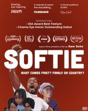 Softie - available NOW for our safe at-home virtual cinema viewing that'll partially support us too ! poster