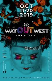 WAY OUT WEST FILM FEST - The 17th Annual  Premier LGBTQ Film Festival poster