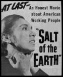 Salt Of the Earth - as part of the Labor Film Festival Double Feature! poster